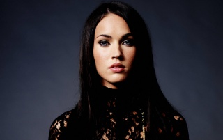Megan Fox Dark wallpapers and stock photos