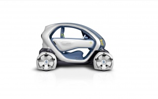 Previous: Renault TWIZY side