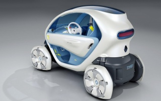 Renault Twizy 2 wallpapers and stock photos