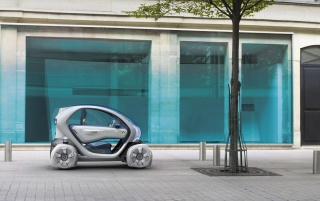 Renault TWIZY 1 wallpapers and stock photos
