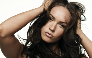Megan Fox Curls wallpapers and stock photos