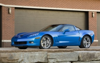 Corvette 2009 wallpapers and stock photos