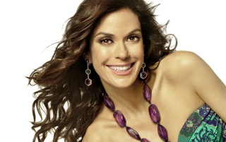 Random: Teri Hatcher face