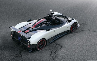 Pagani Zonda Sport wallpapers and stock photos