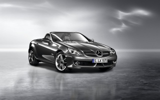 Mercedes-Benz SLK Grand Edition 1 wallpapers and stock photos