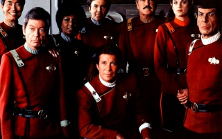 Startrek II: the Wrath of Khan wallpapers and stock photos