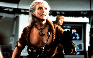 Ricardo Montalban as Khan wallpapers and stock photos
