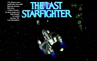 the Last Starfighter wallpapers and stock photos