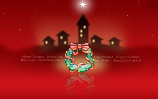 Navidad en rojo wallpapers and stock photos