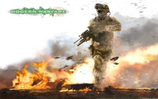 Call of Duty: MW 2 [3] wallpapers and stock photos