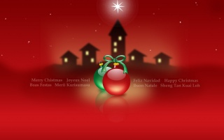 Merry Christmas red wallpapers and stock photos