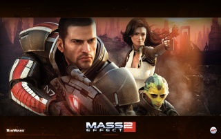 mass effect 2 wallpapers and stock photos