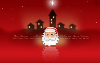 Red Santa Claus wallpapers and stock photos