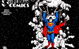 Superman Comics wallpapers and stock photos