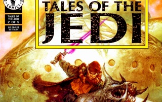 Star Wars: Tales of the Jedi wallpapers and stock photos