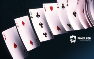 Poker cards wallpapers and stock photos