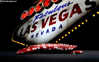 Las Vegas poker wallpapers and stock photos