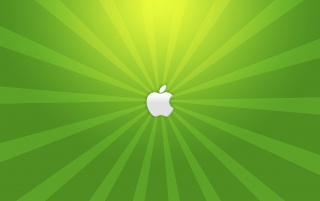 A green Apple wallpapers and stock photos
