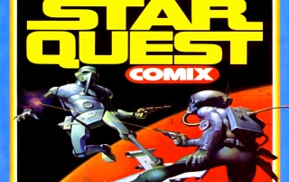 1978 StarQuest Comix wallpapers and stock photos
