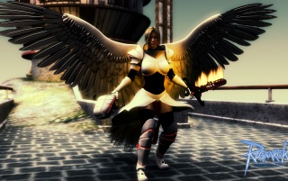 Ragnarok - Valkyrie Daz 3D wallpapers and stock photos