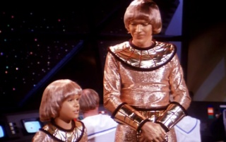 Buck Rogers: the Golden Man wallpapers and stock photos
