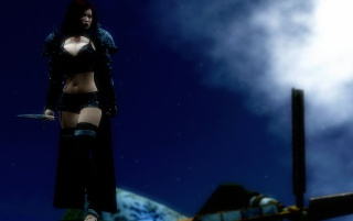Ragnarok Rogue - Daz 3D wallpapers and stock photos