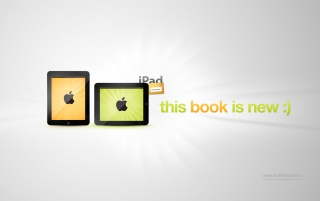 Previous: iPad - This book is new