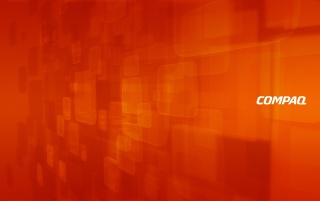 Compaq Orange Wide wallpapers and stock photos
