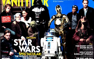 Previous: Vanity Fair: the Star Wars
