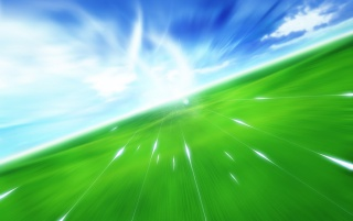 Green fields wallpapers and stock photos