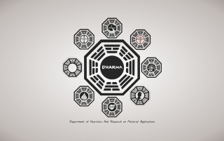 LOST Dharma Initiative wallpapers and stock photos