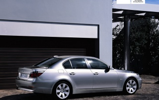 BMW 5 series 3 wallpapers and stock photos