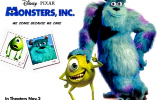 Monster's Inc wallpapers and stock photos