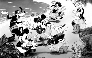 The Mickey Mouse Gang wallpapers and stock photos
