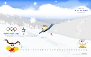 ALTools Winter Olympics 2010 wallpapers and stock photos