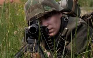 Wermacht Soldier wallpapers and stock photos
