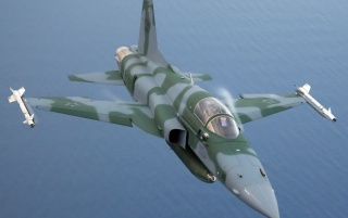 Random: Northrop F-5 Freedom Fighter