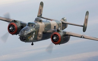 Previous: North American B-25J Mitchell