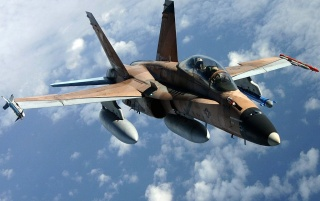McDonnell Douglas FA18 Hornet wallpapers and stock photos
