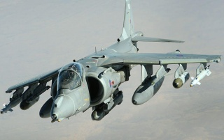 BAE Harrier GR7 wallpapers and stock photos