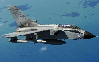 Panavia Tornado GR4 wallpapers and stock photos