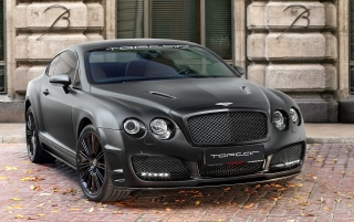 Bentley Bullet front wallpapers and stock photos