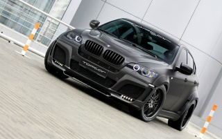 Lumma CLR X650 Carbon grey wallpapers and stock photos