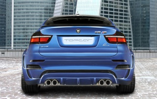 Lumma CLR X650 M rear wallpapers and stock photos