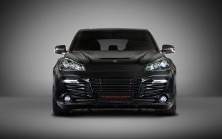 Porsche Cayenne Vantage front wallpapers and stock photos
