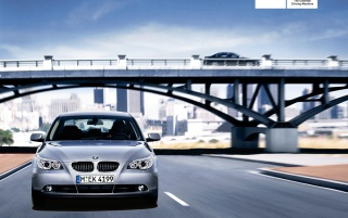 BMW 5 Serie 4 wallpapers and stock photos