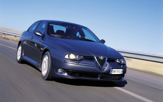 Alfa Romeo 156 GTA wallpapers and stock photos