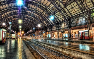 Train station wallpapers and stock photos
