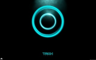 Tron Legacy circle wallpapers and stock photos