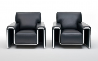 Black armchairs wallpapers and stock photos